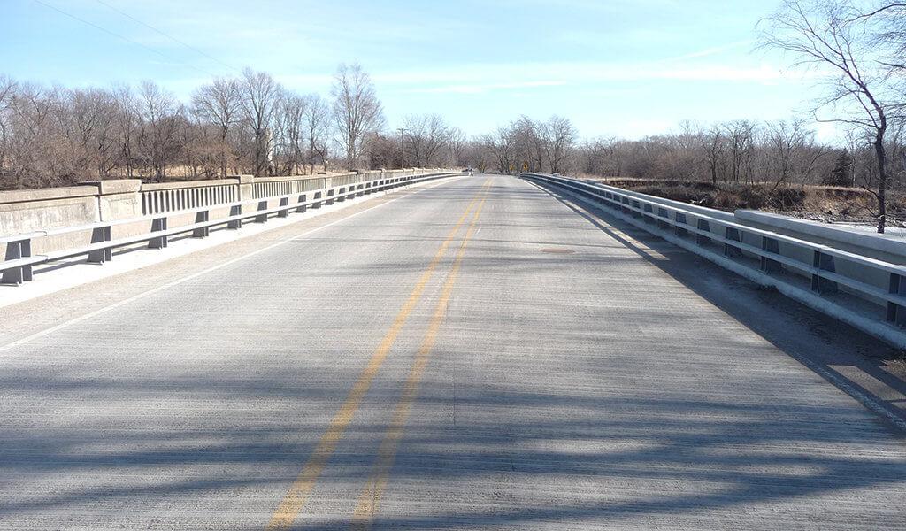 eureka bridge higway